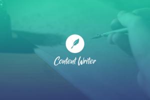 Content Writer - pozycjonowanie